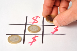 trading bible noughts and crosses